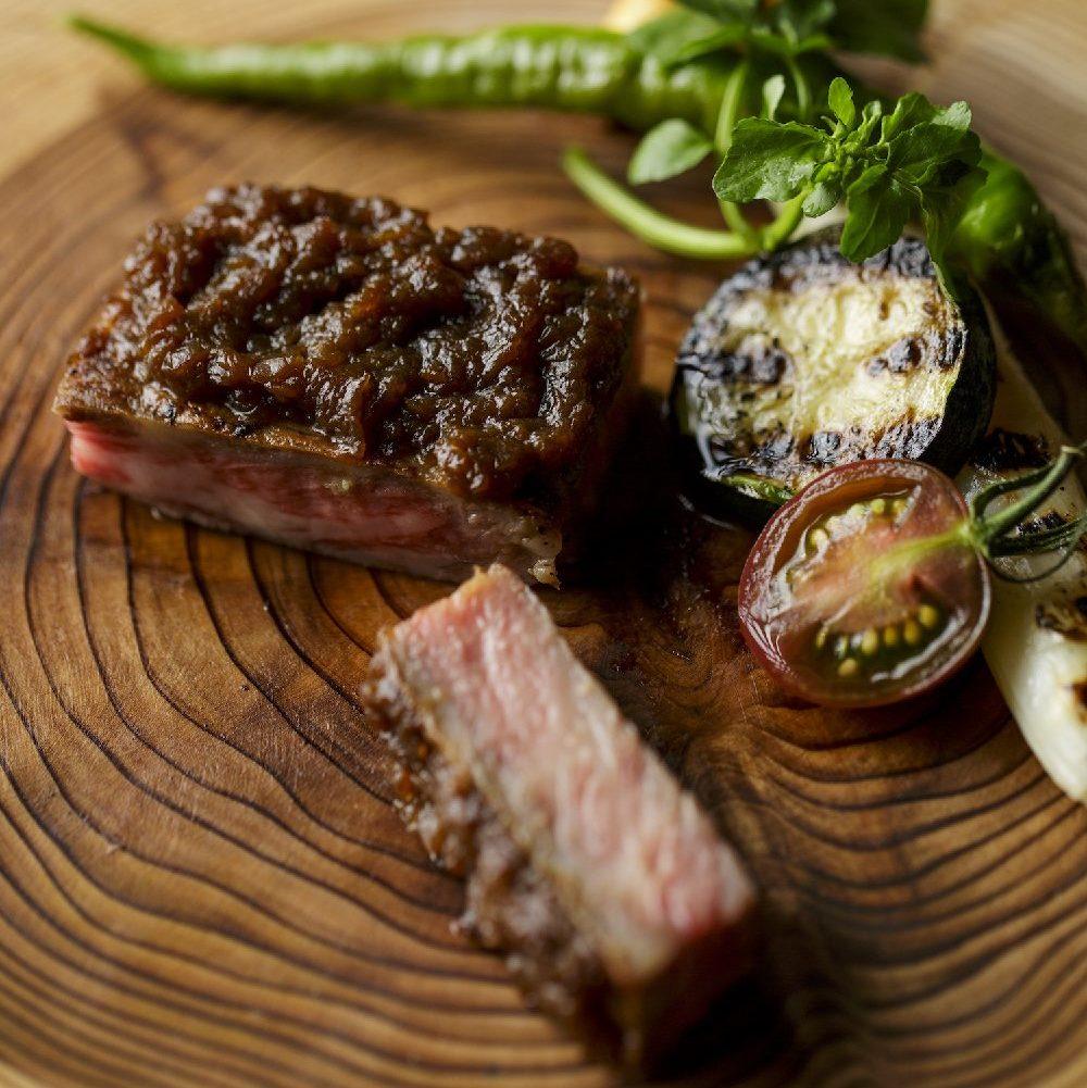 香川県高松市の結婚式場アナザースタイルの料理の肉イメージ