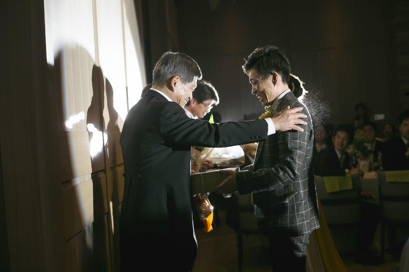 香川県高松市の結婚式場アナザースタイルのへの感謝