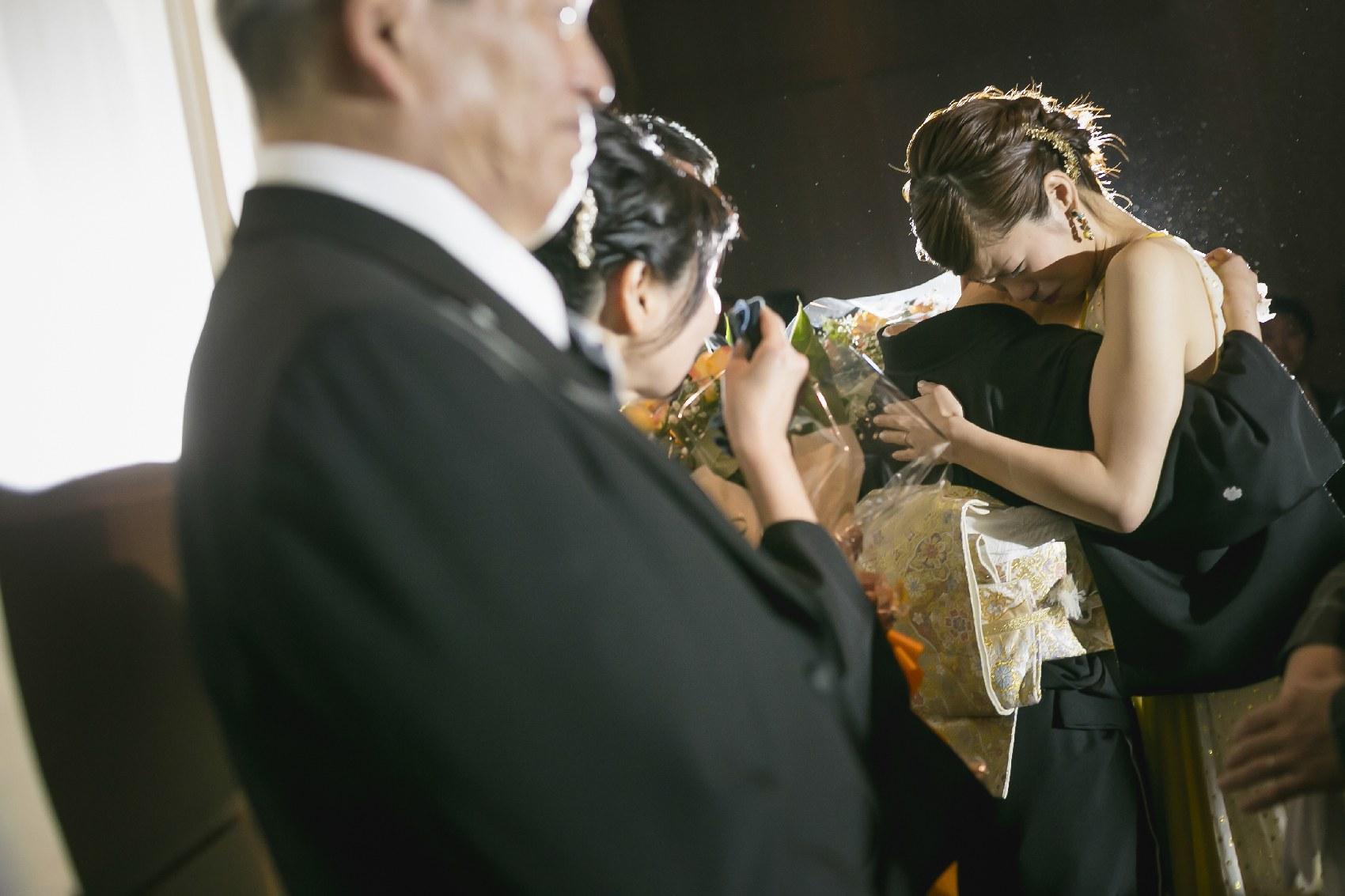 香川県高松市の結婚式場アナザースタイルの新婦から両親へ感謝のコメント