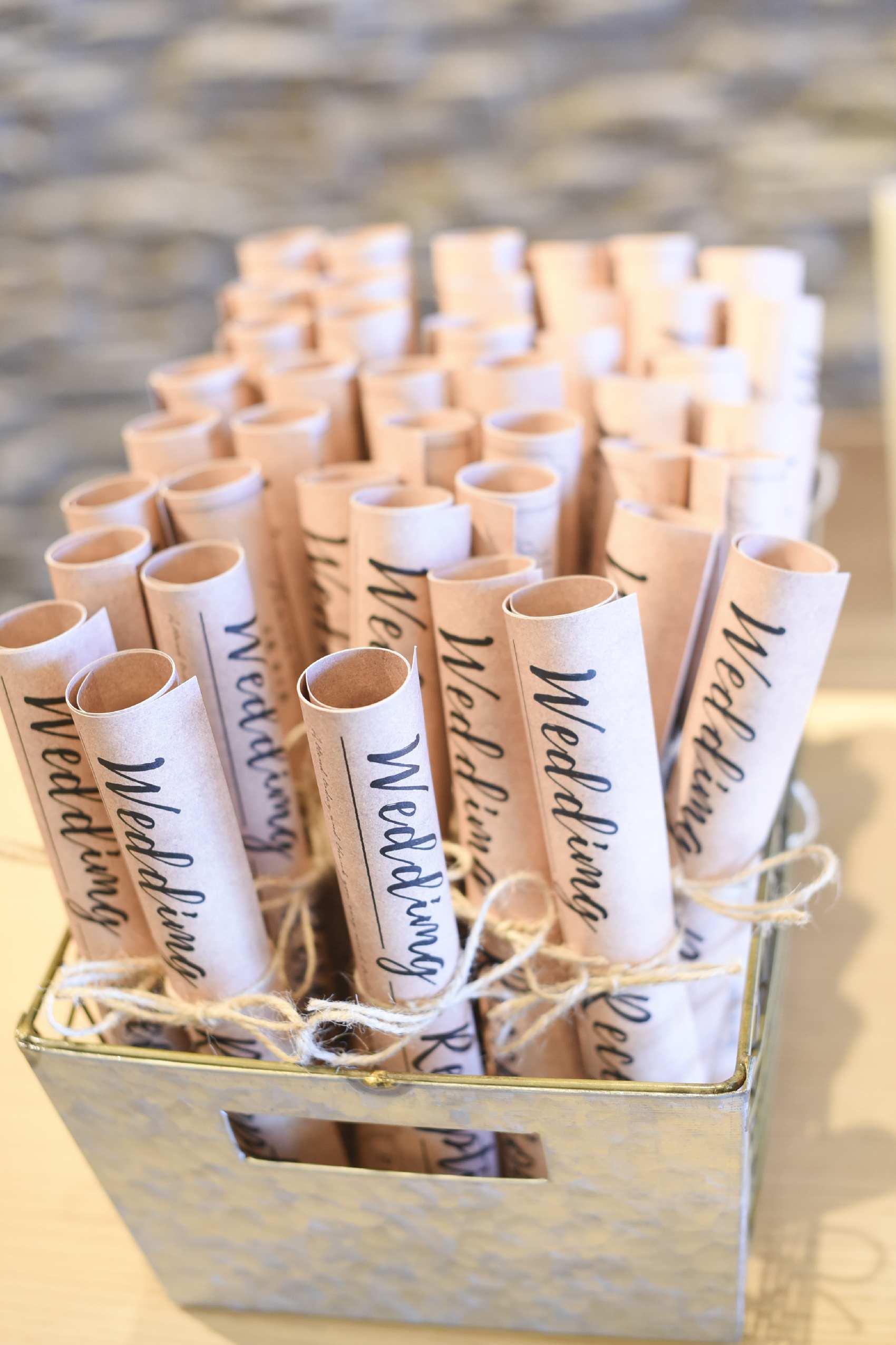 香川県高松市の結婚式場アナザースタイルのウエルカムグッズの席次表