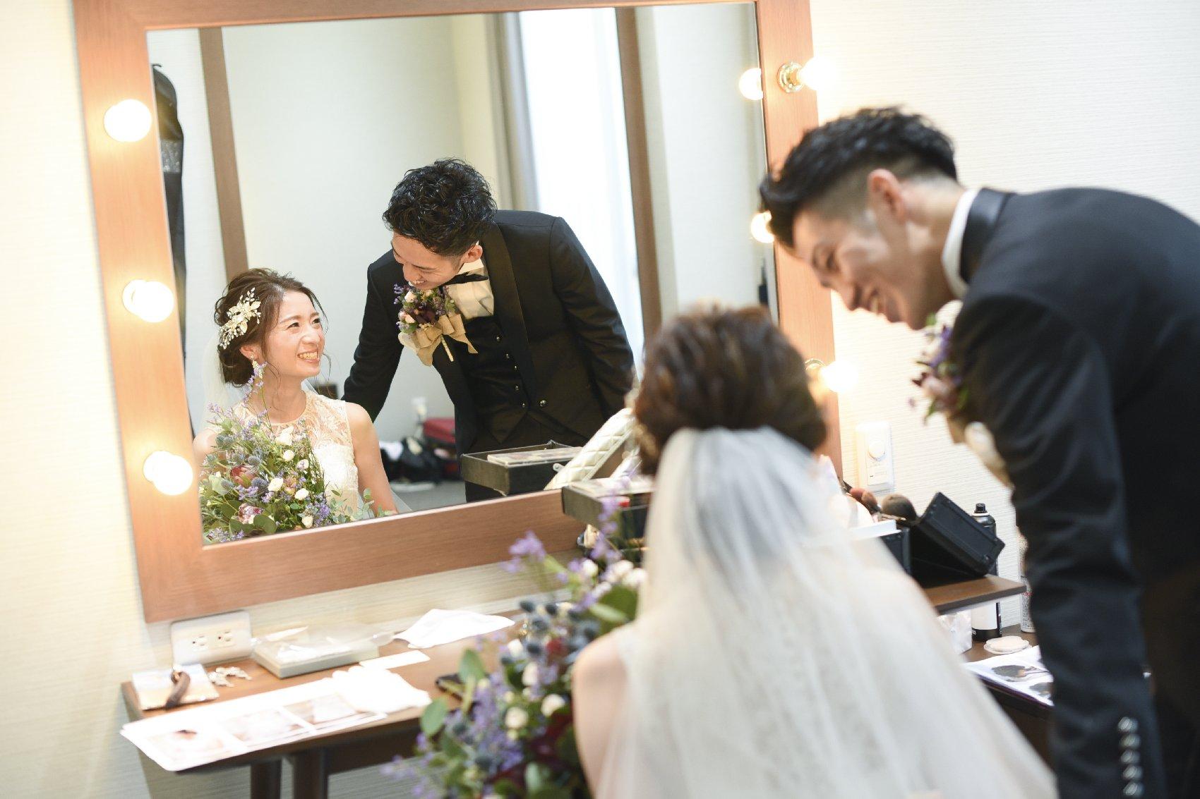 香川県高松市の結婚式場アナザースタイルのブライズルーム