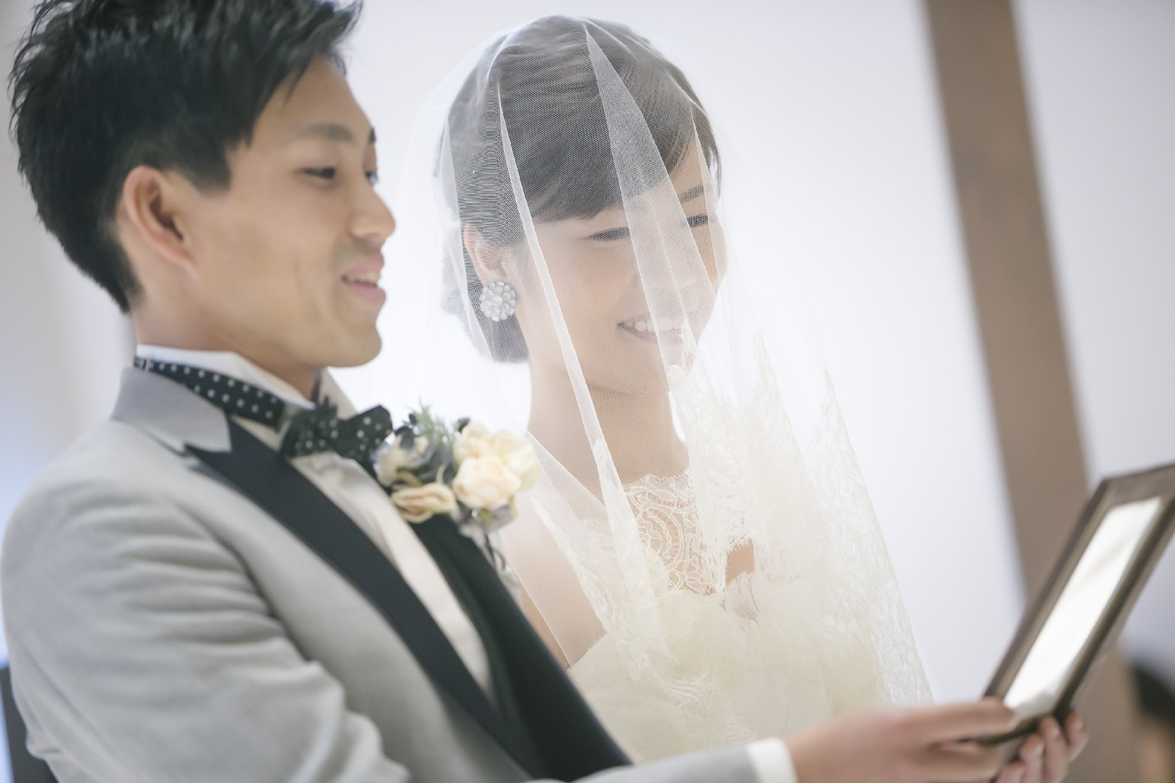 香川県高松市の結婚式場アナザースタイルの挙式の誓いの言葉
