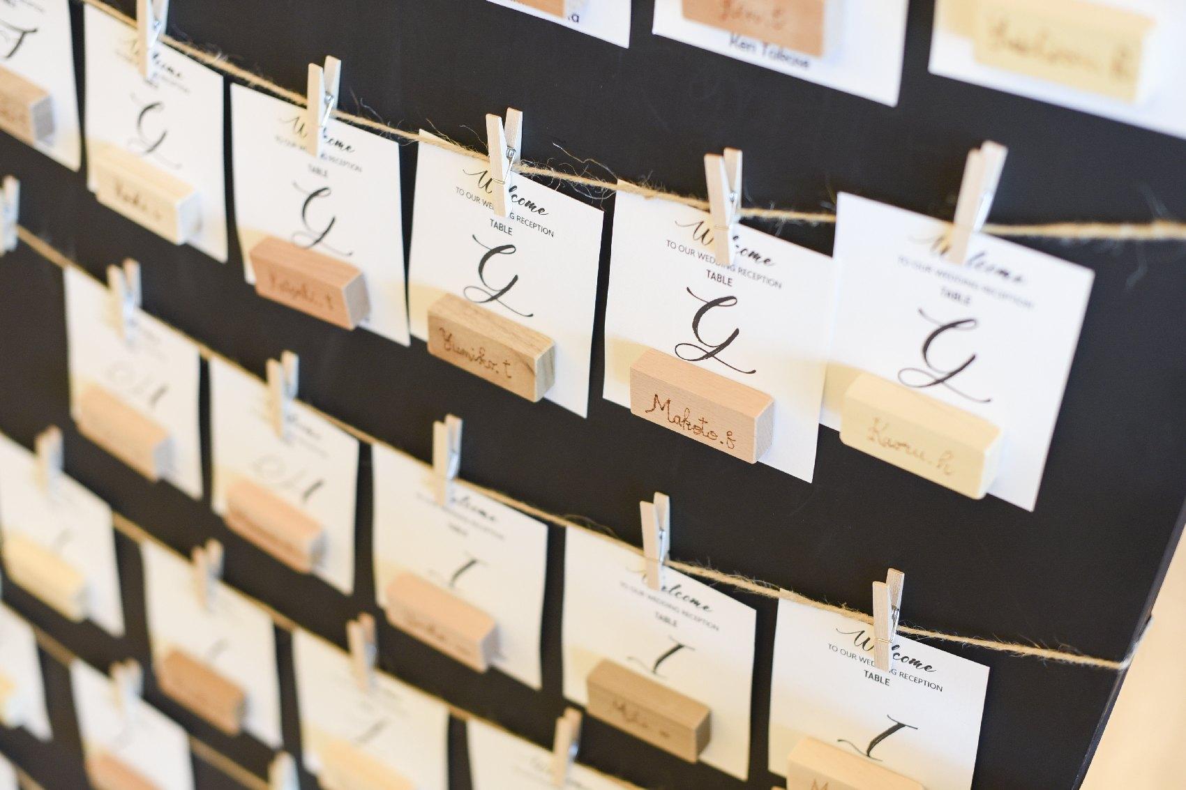 香川県高松市の結婚式場アナザースタイルの結婚式のアイテム