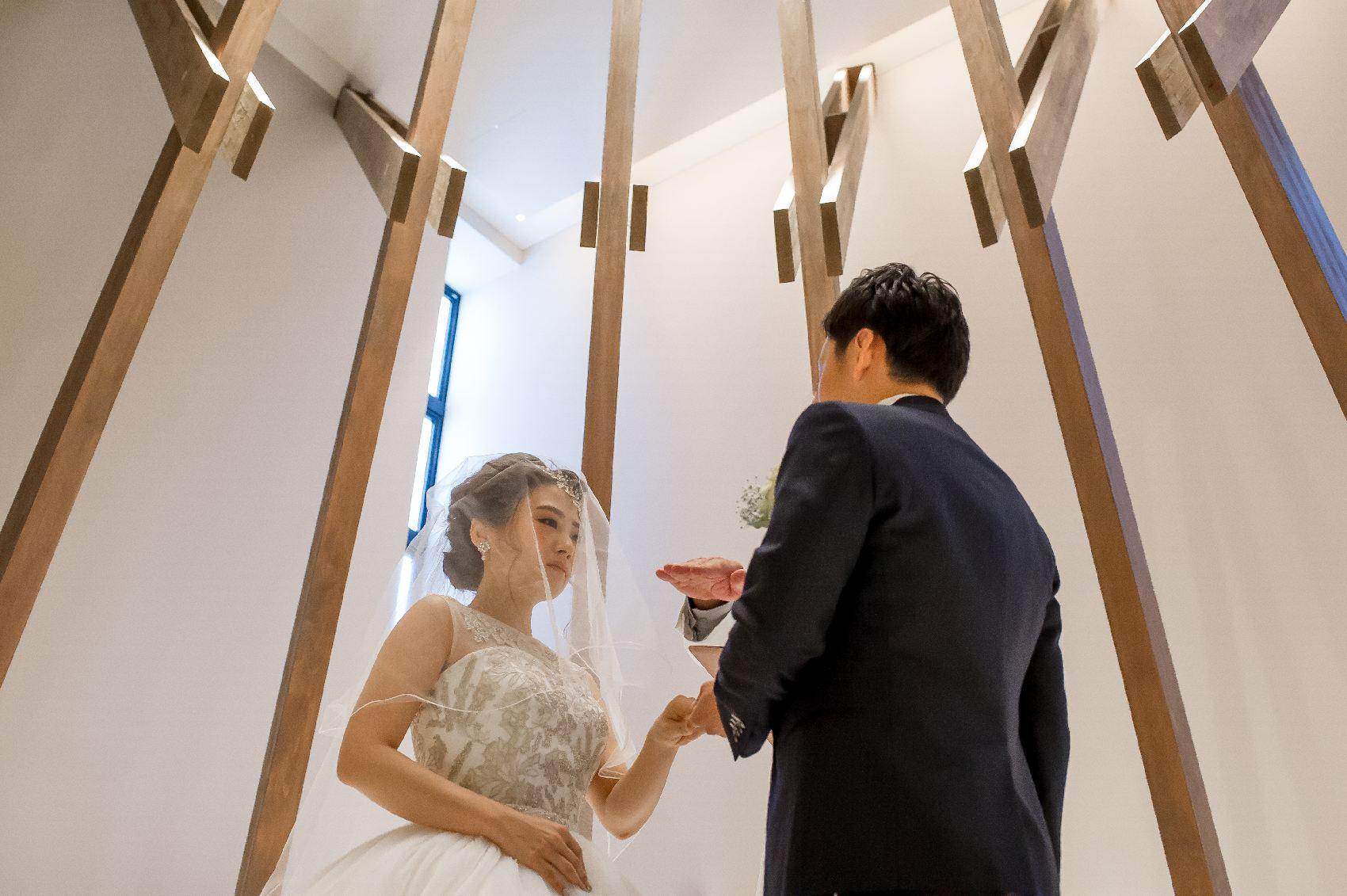 香川県高松市の結婚式場アナザースタイルの誓いの言葉