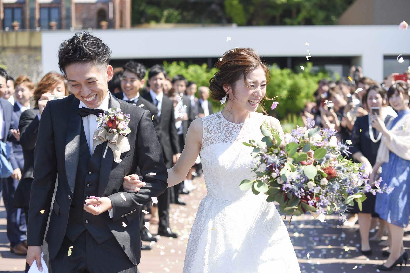 香川県高松市の結婚式場アナザースタイルのアフターセレモニー