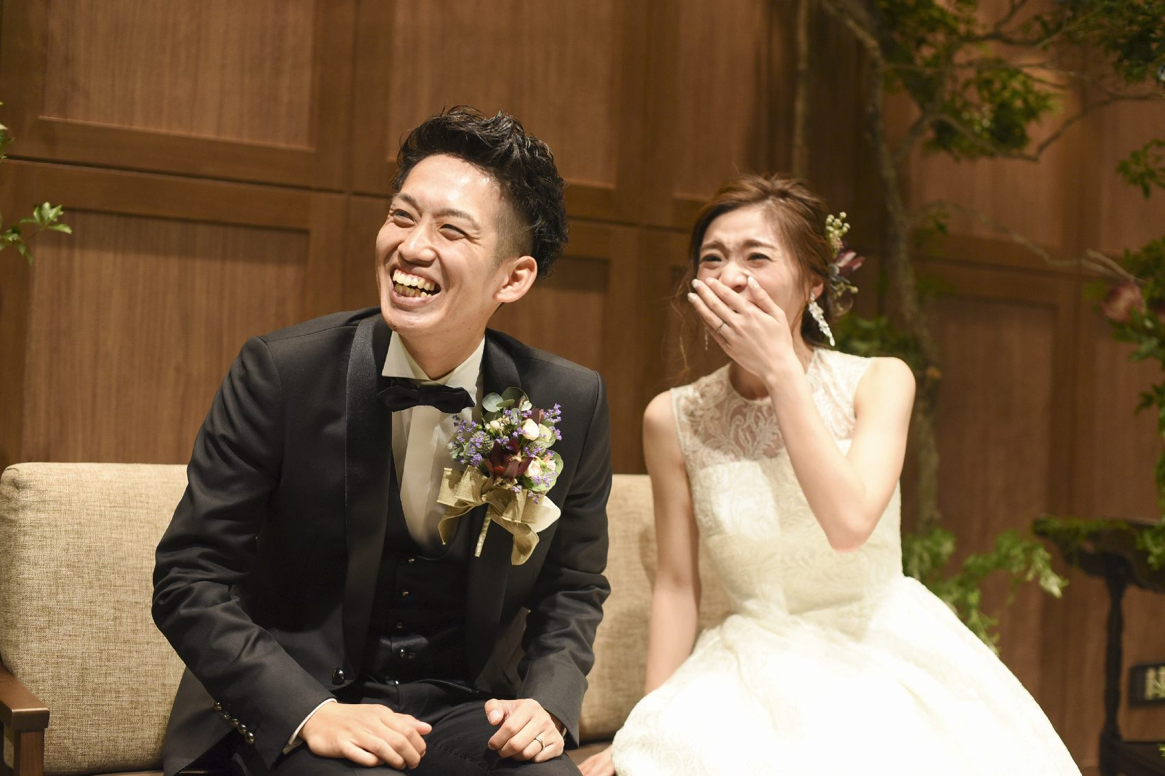 香川県高松市の結婚式場アナザースタイルの花嫁写真