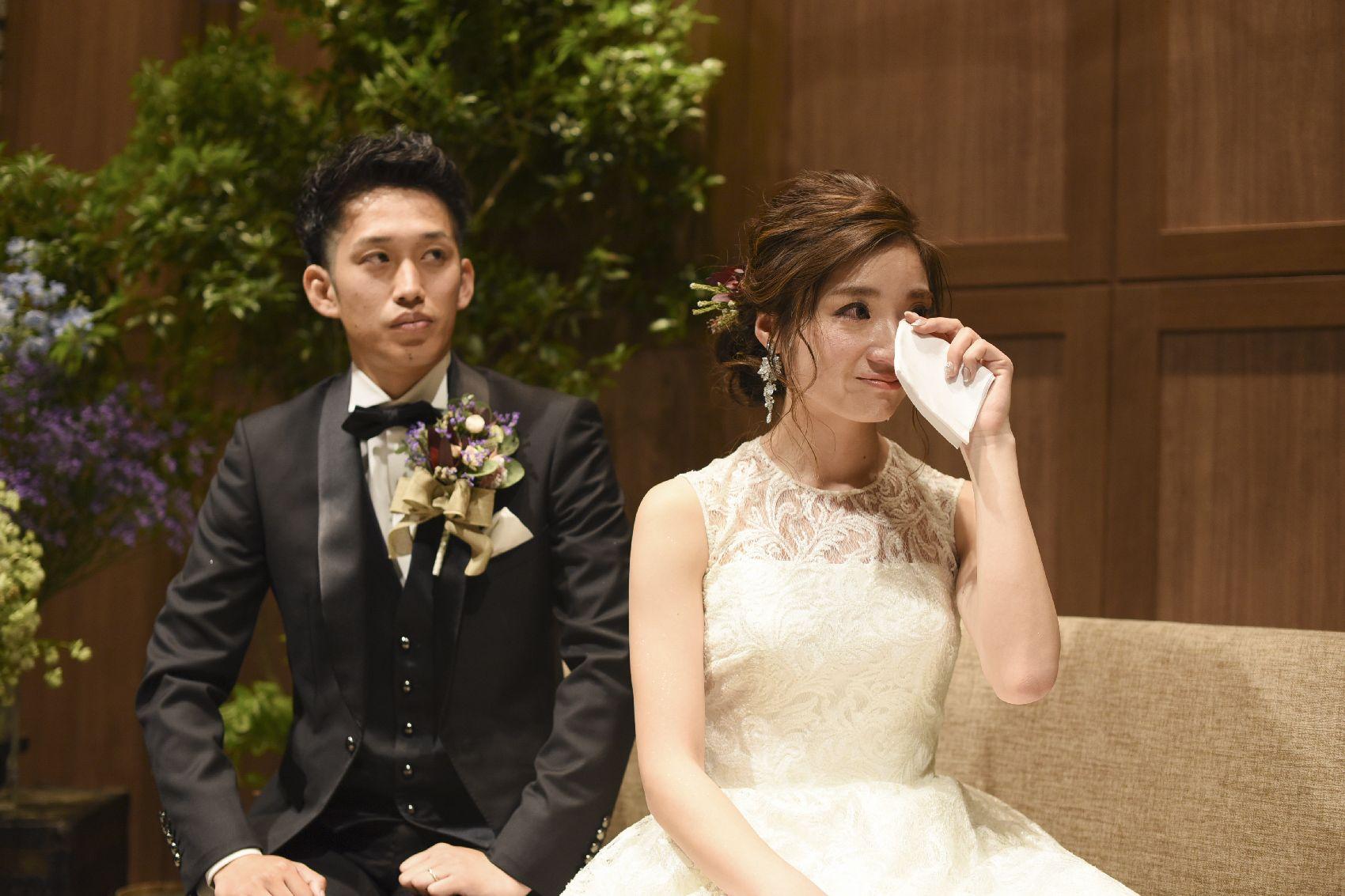 香川県高松市の結婚式場アナザースタイルの結婚式のスピーチ