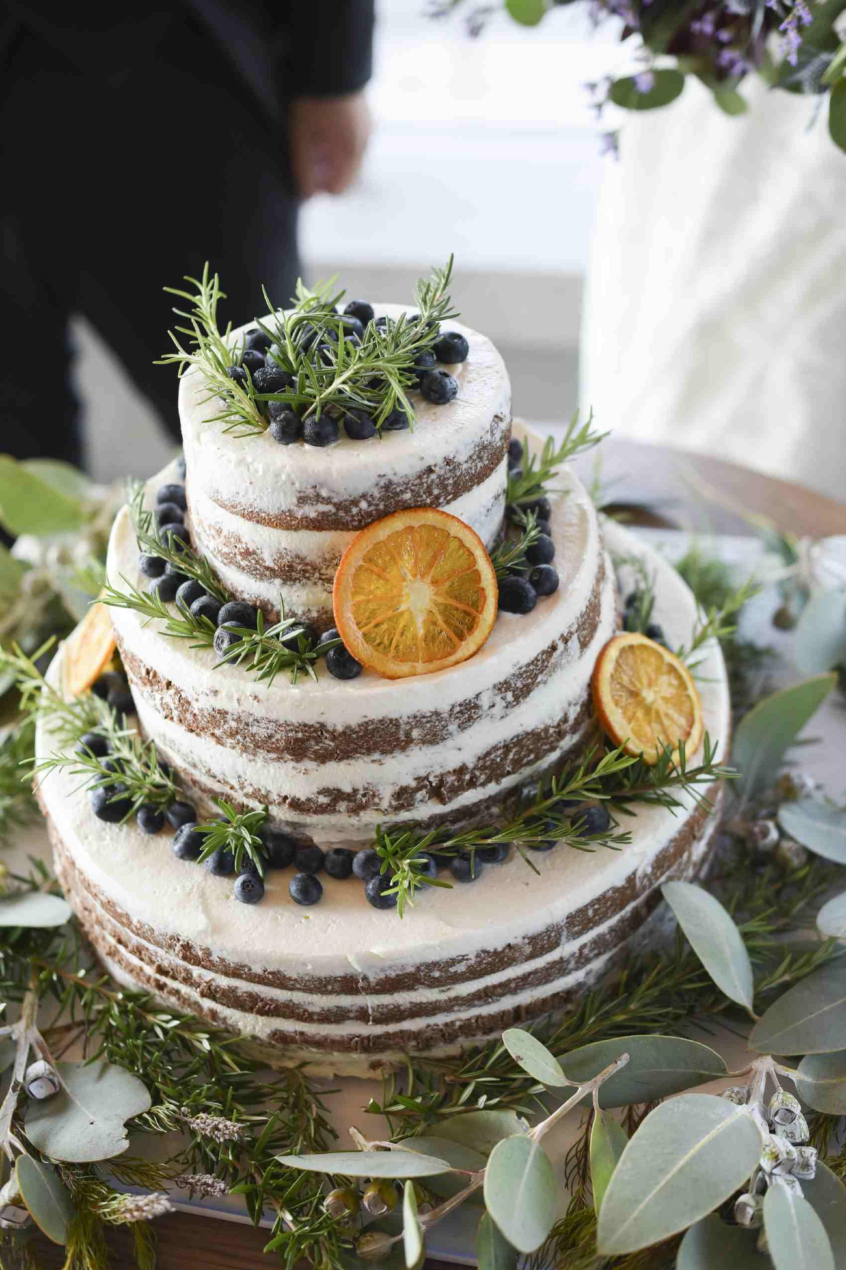 香川県高松市の結婚式場アナザースタイルの結婚式のウエディングケーキ