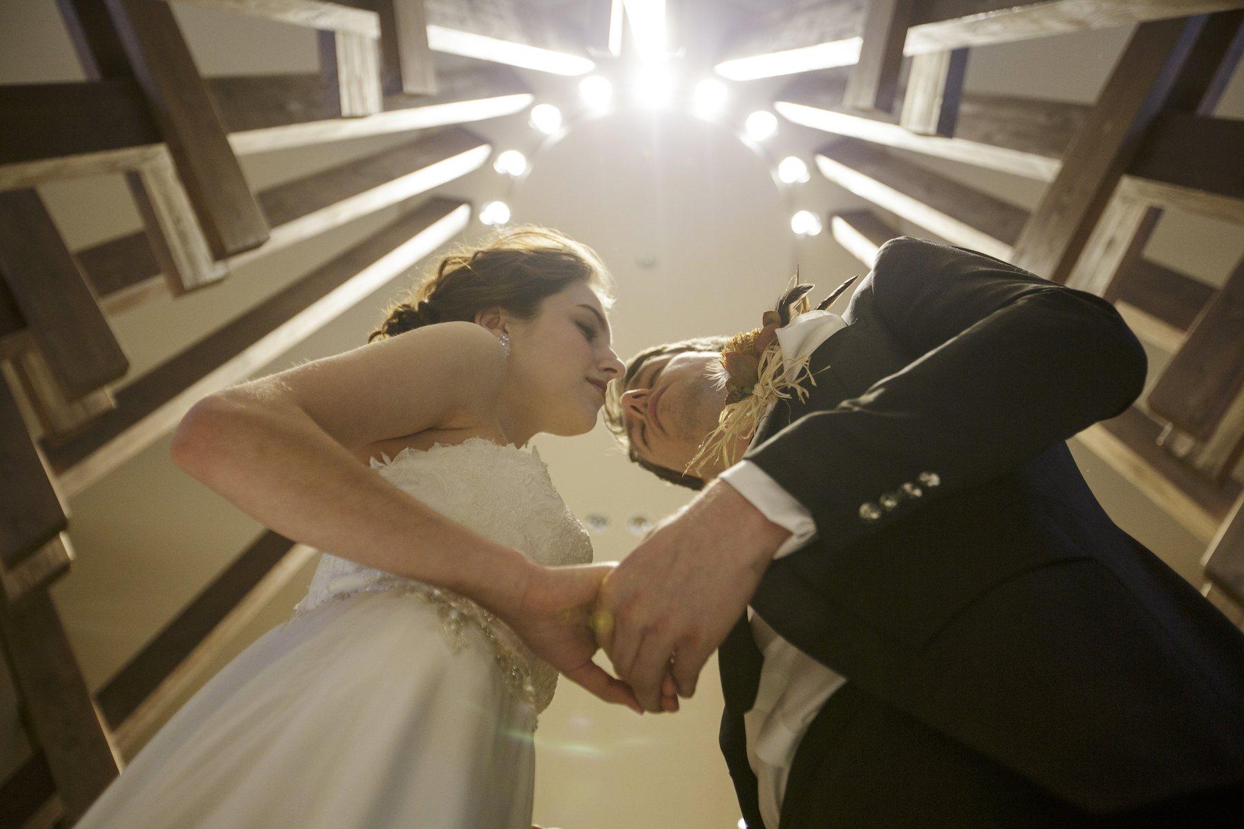 香川県高松市の結婚式場アナザースタイルのチャペル中