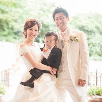 高松市の結婚式場アナザースタイルのパパママ婚