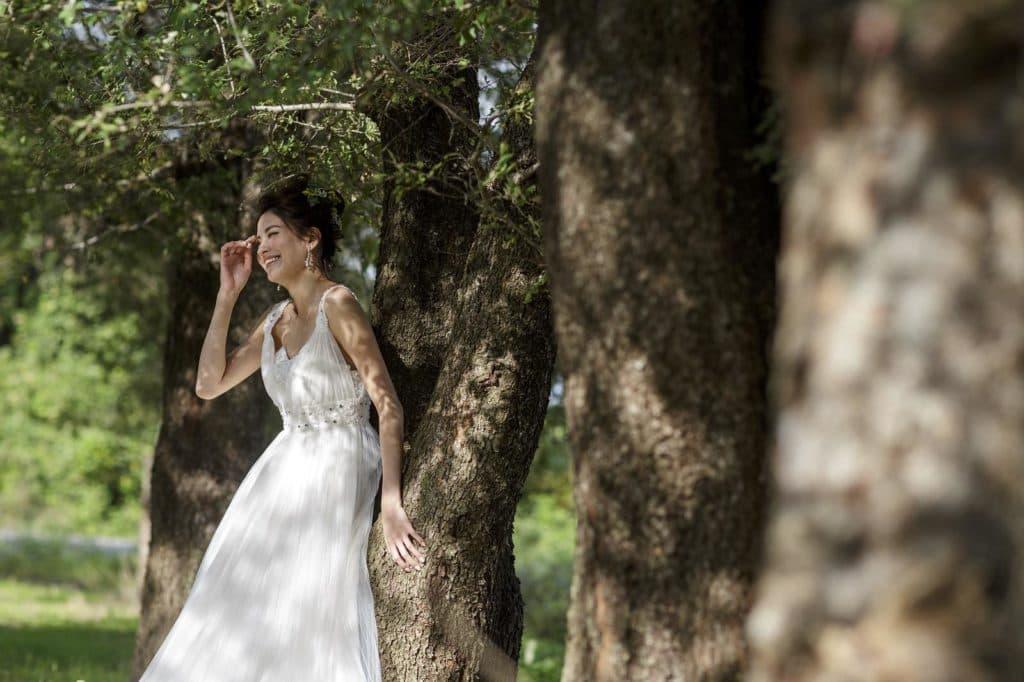 高松市の結婚式場アナザースタイルのイメージウエディングドレス