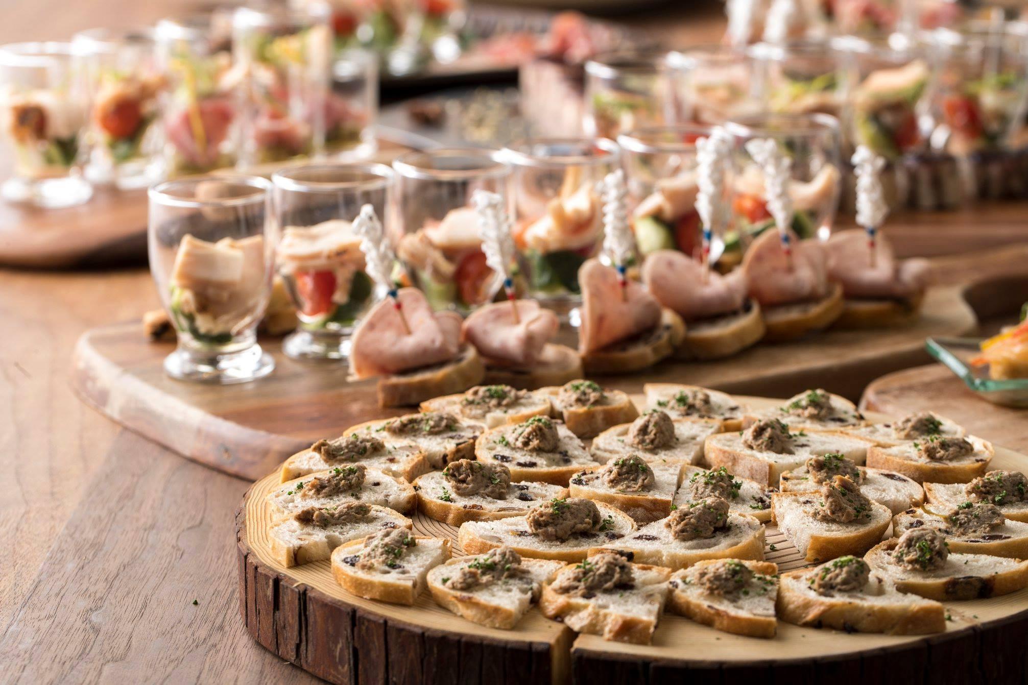 高松市の結婚式場アナザースタイルの料理