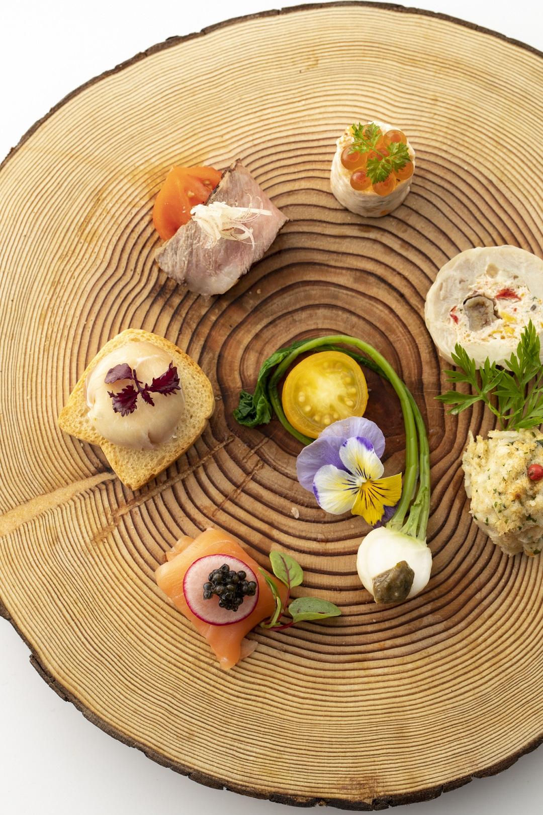 香川県高松市の結婚式場アナザースタイルの婚礼料理