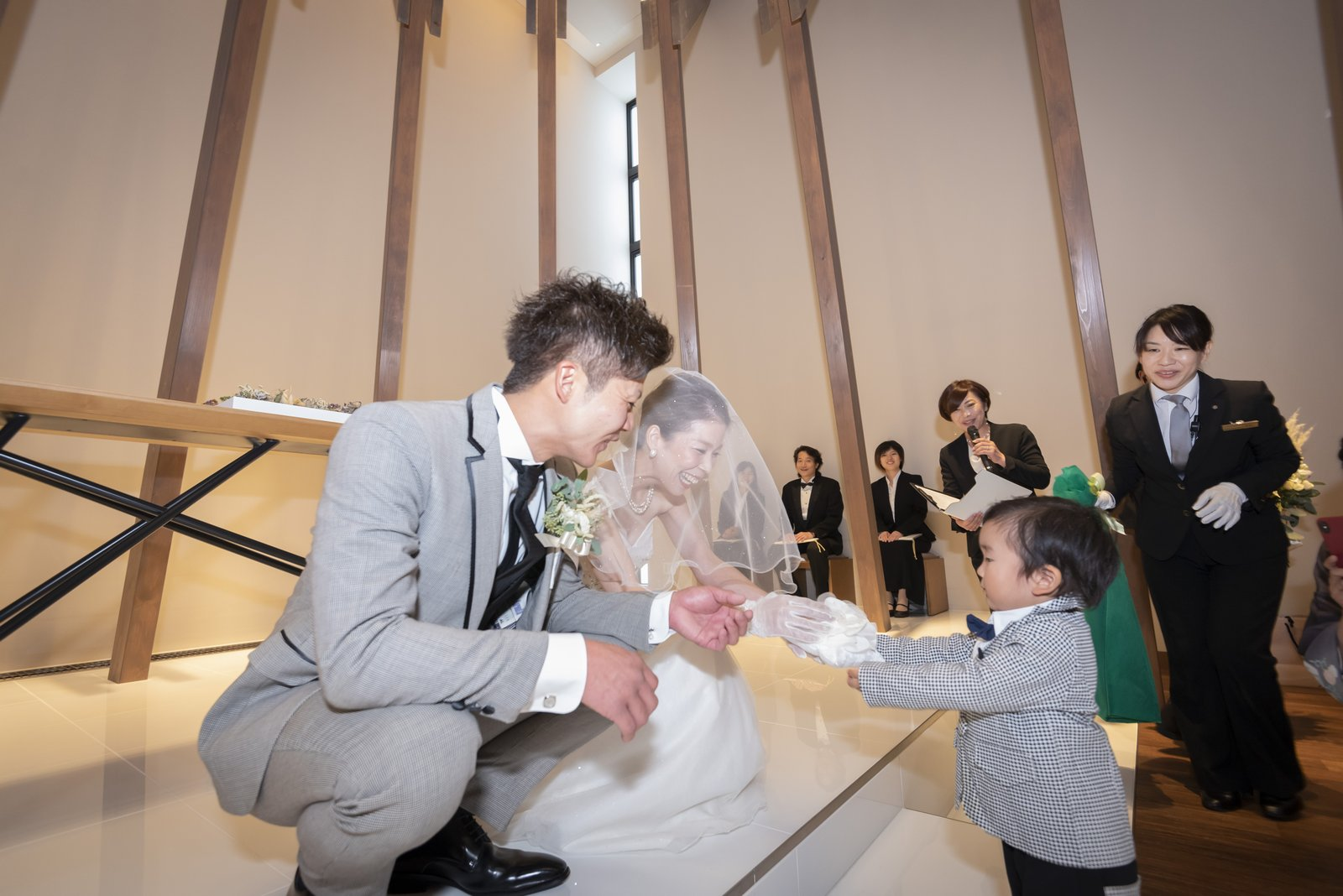 香川県高松市の結婚式場アナザースタイルの挙式レポート