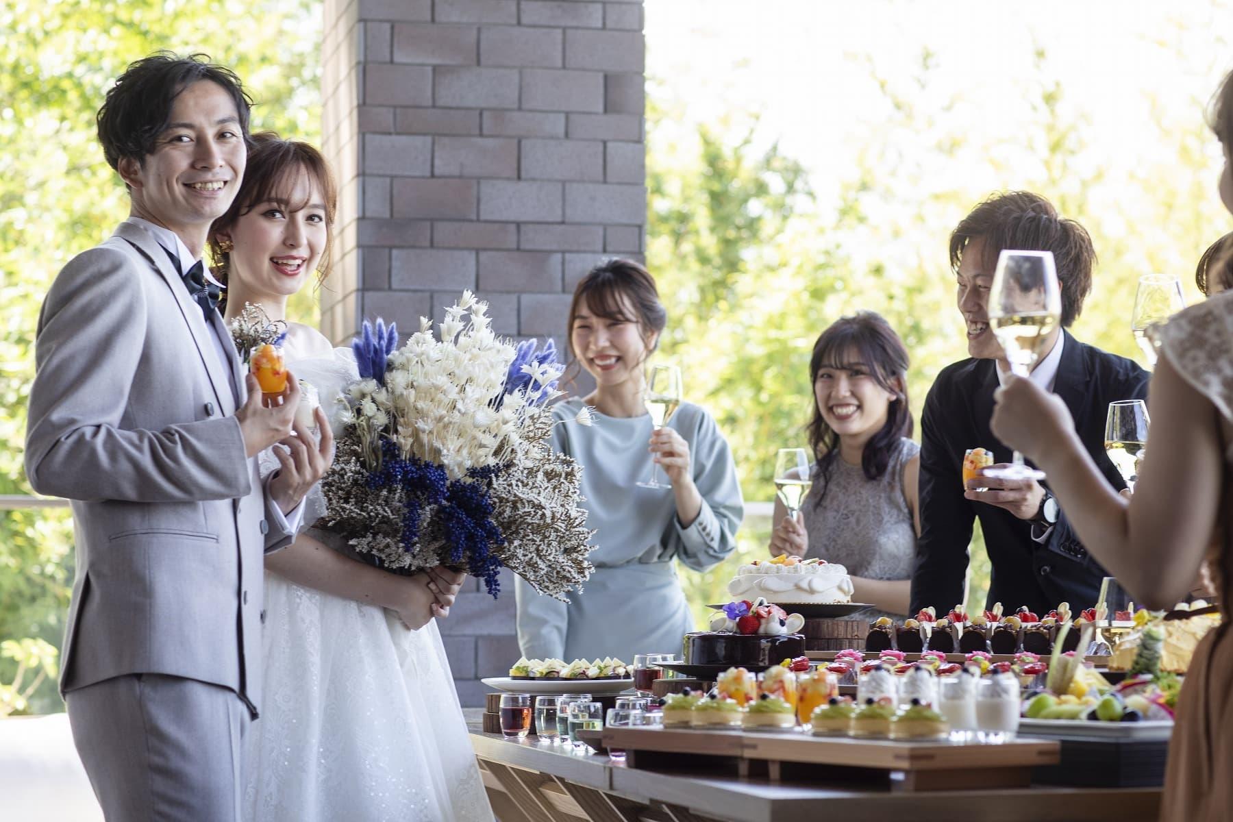 香川県高松市の結婚式場アナザースタイルのブライダルフェア