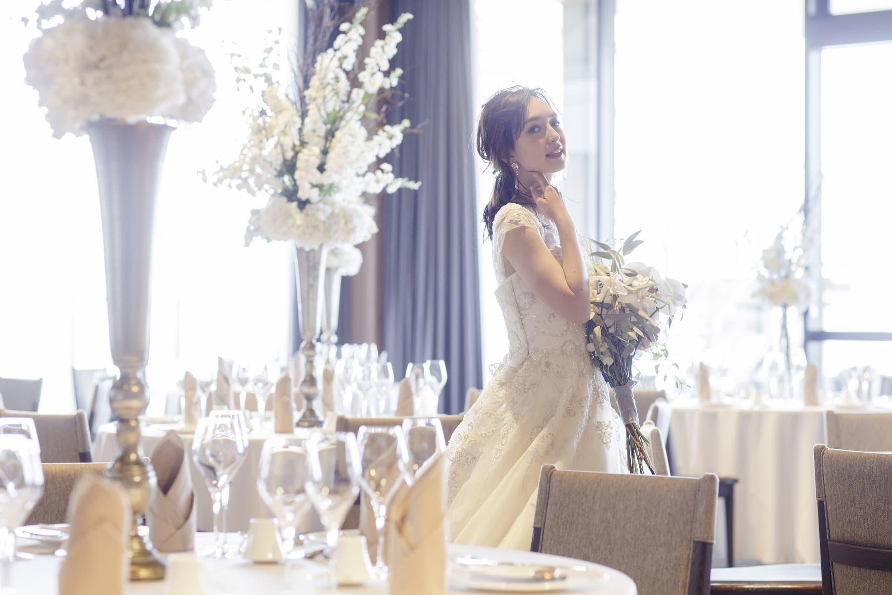 香川県高松市の結婚式場アナザースタイルの披露宴会場