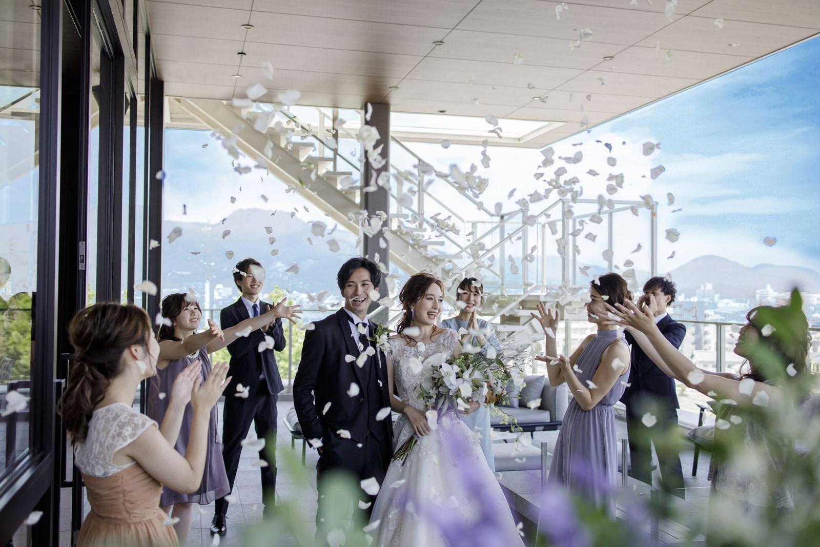 香川県高松市の結婚式場で人気のアナザースタイル